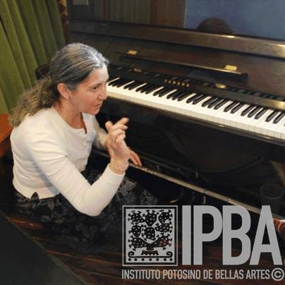 circulo de estudio del piano