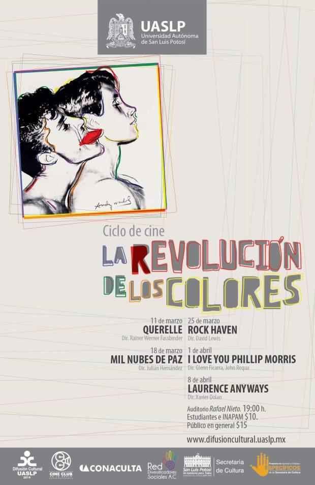 las revoluciones de los colores