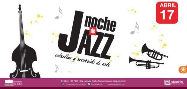 noche de jazz laberinto