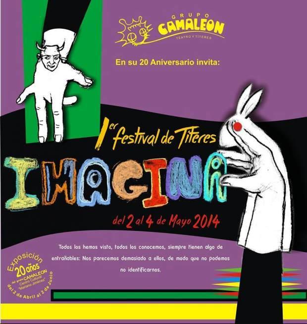 1 festival de titeres imagina