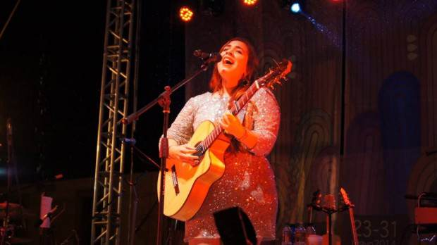 Carla Morrisón Festival Desierto
