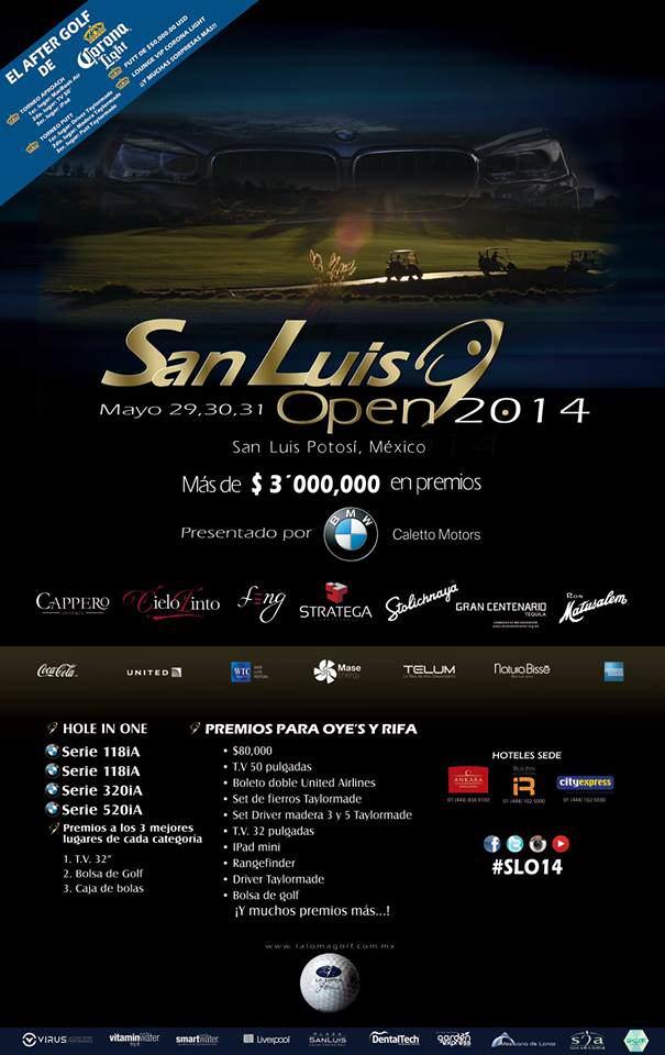 San Luis Open 2014