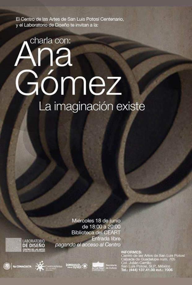 Ana Gómez - La imaginación existe @ Centro de las Artes de San Luis Potosí | San Luis Potosí | San Luis Potosí | México