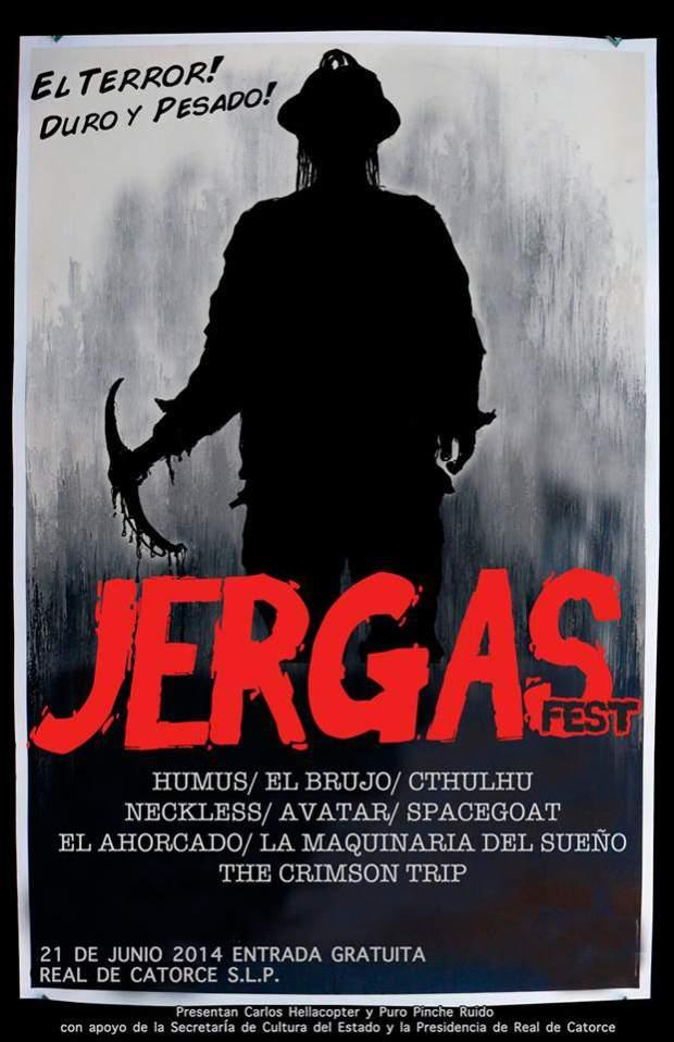 Jergas Fest 2014