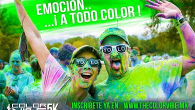 Photo of Es presentada la carrera Color Vibe 5k