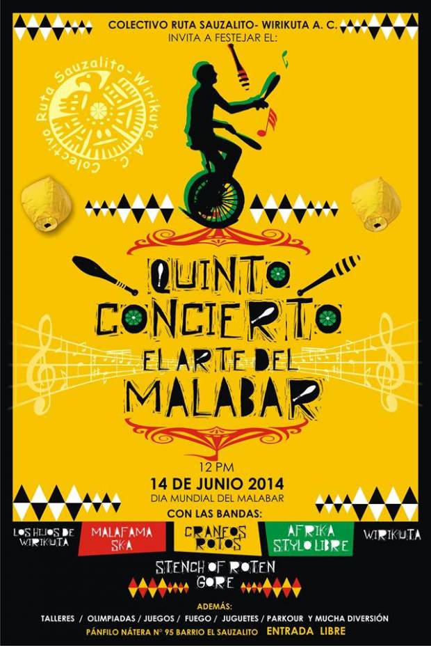 quinto concierto malabar