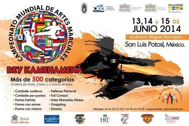 Rey Kamehameha 2014 @ Auditorio Miguel Barragán  | San Luis Potosí | San Luis Potosí | México