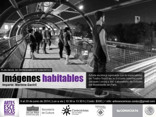 Taller : Imágenes habitables @ Centro de las Artes de San Luis Potosí | San Luis Potosí | San Luis Potosí | México