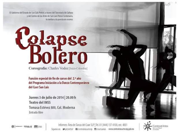 COLPASE BOLERO