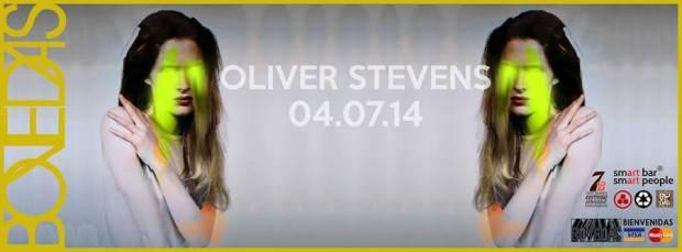 Olver Stevens