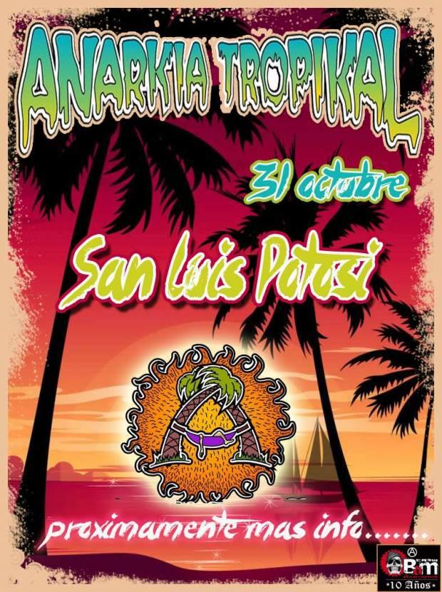 Anarkia Tropical