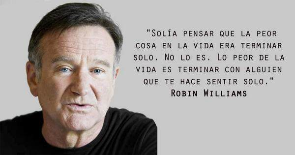 Fallece Robin Williams