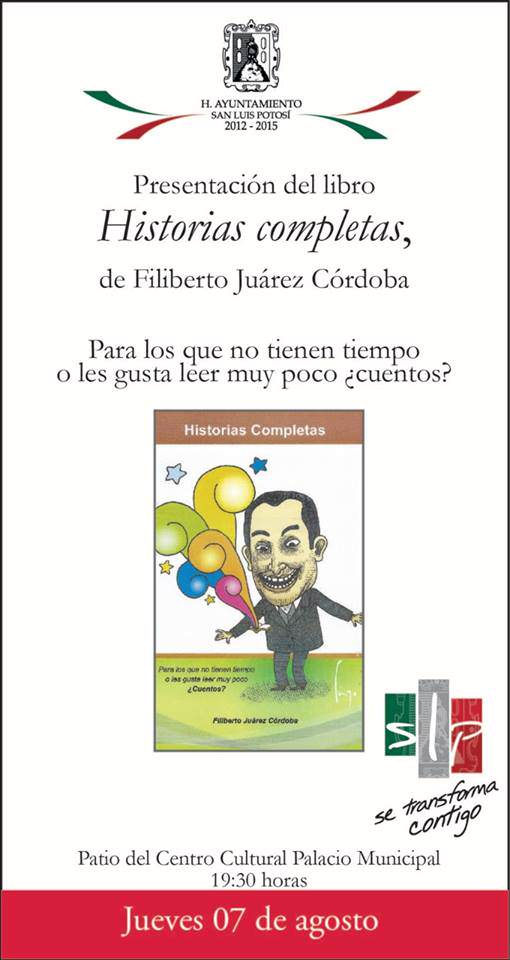 Historia Completas de Filberto Córdova