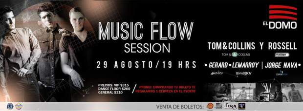 Music Flow Sesion