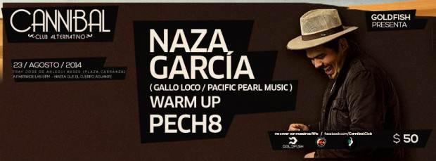 Naza García