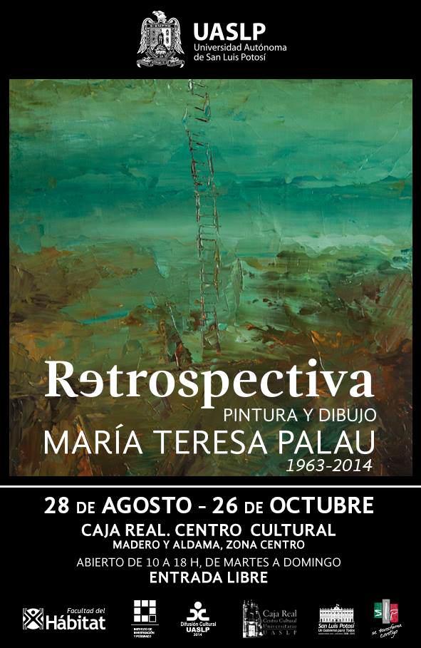 Retrospectiva María Teresa Palau
