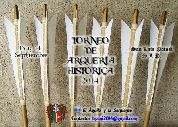 Torneo de Arqueria Histórica 2014