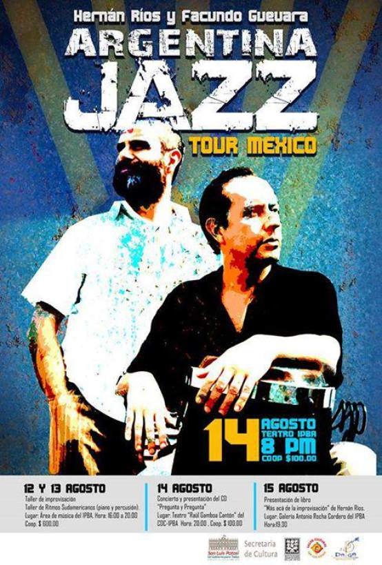 argentina jazz en san luis potosi
