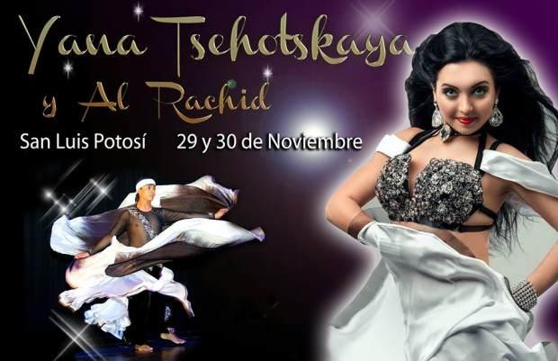 encuentro nacional de danzas orientales slp