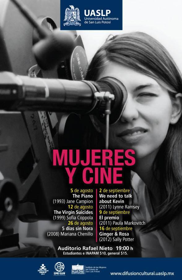 mujerres y cine