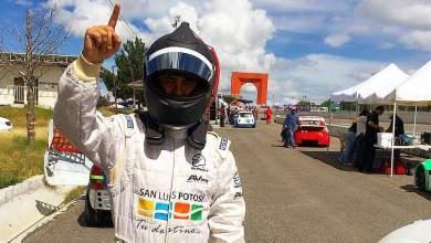 Photo of El piloto potosino Alex Villasana listo para el Fast Racing