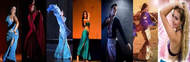 Gala Oriental por Aniversario @ Teatro del IMSS | San Luis Potosí | San Luis Potosí | México