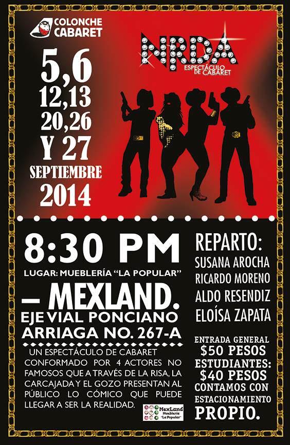 NRDA @ Muebleria La Popular _ Mexland | San Luis Potosí | San Luis Potosí | México