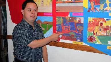 Photo of Entrega de premios del concurso de pintura infantil Mi Barrio 2014