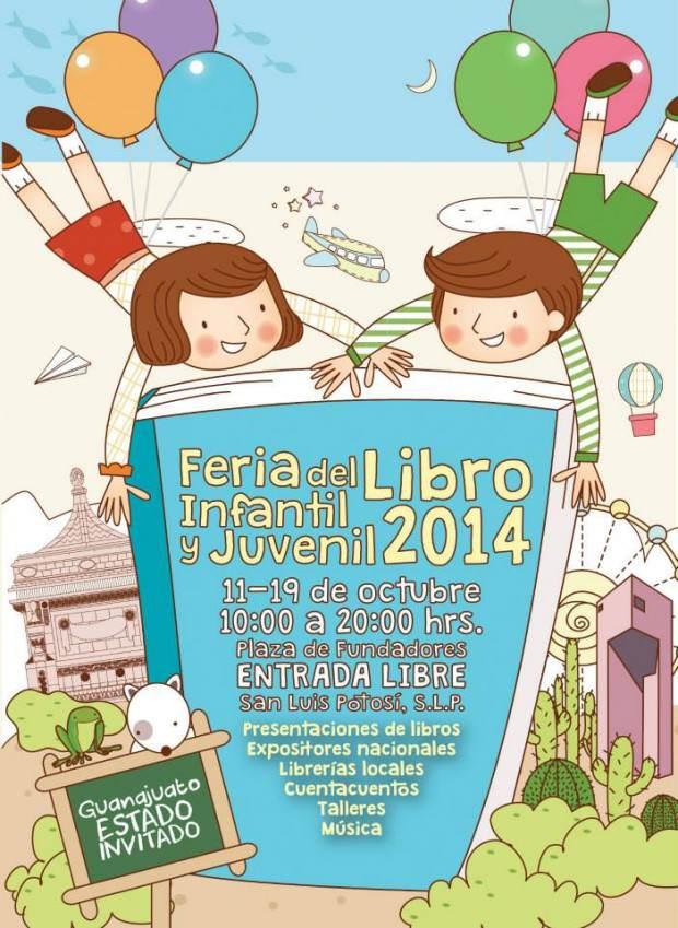 Feria del Libro Infantil y Juvenil 2014