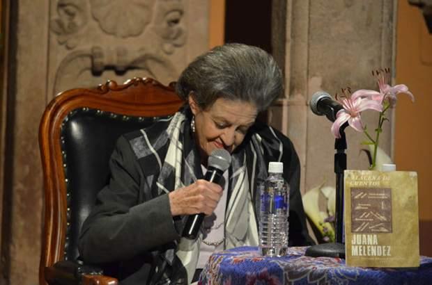 Homenaje Juana Melendez 2