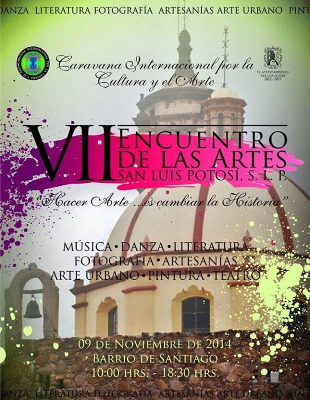 VII Encuentro de las Artes