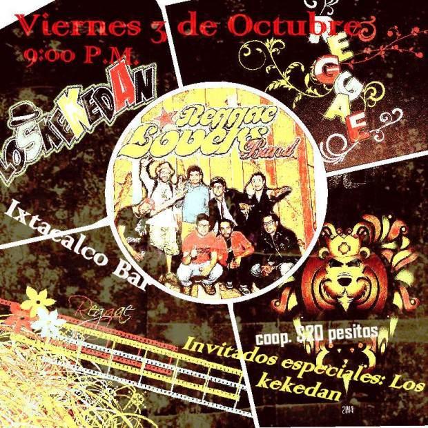 reggae loversband y los ke kedan