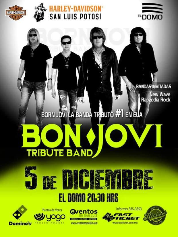 Born Jovi @ El Domo