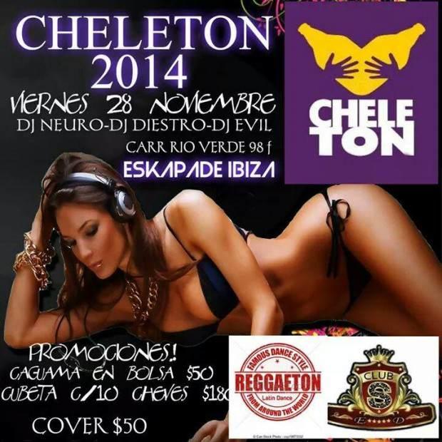 Cheleton