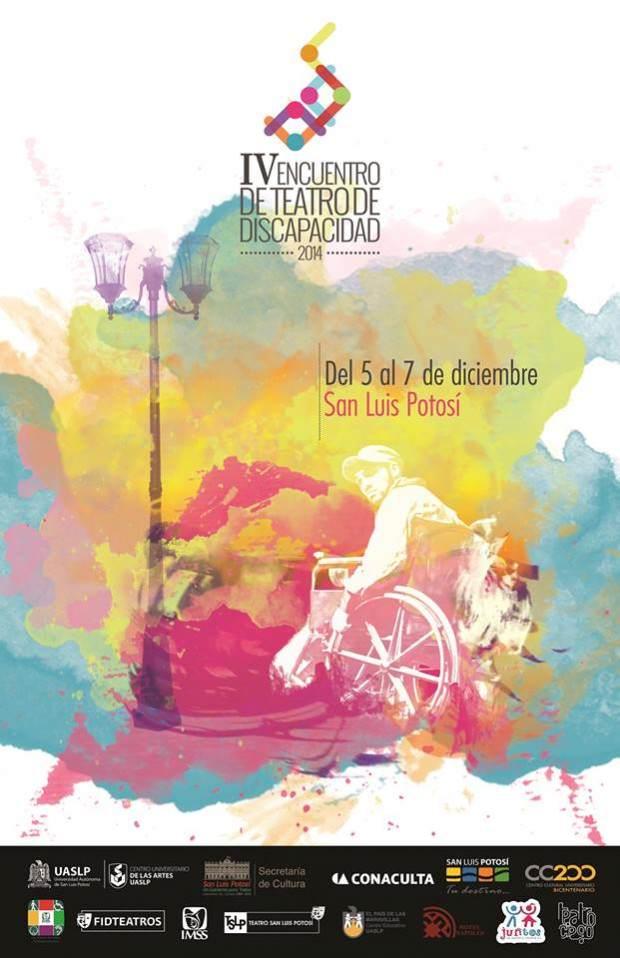 Encuentro de Teatro de Discapacidad