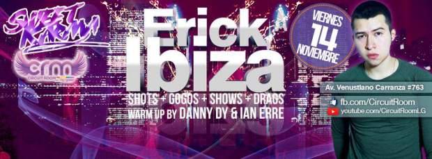 Erick Ibiza