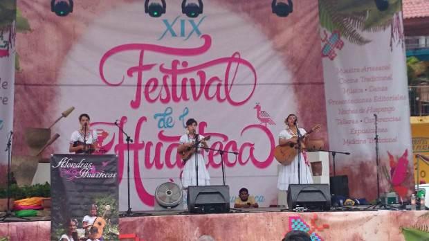 Festival Huasteca Potosína