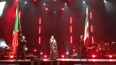 Photo of Espectacular concierto de Laura Pausini en San Luis Potosí