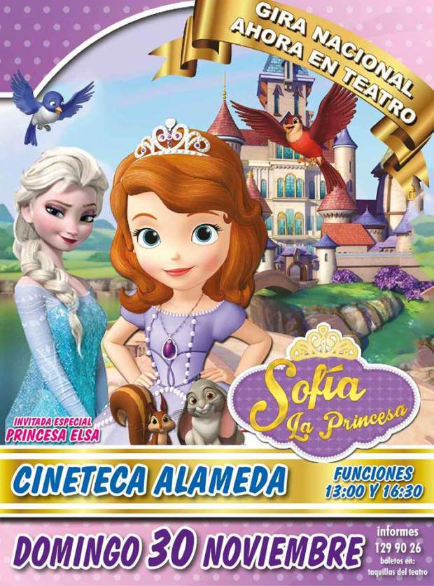 Sofia La Princesa