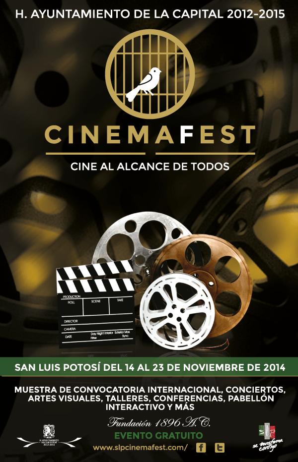 CinemaFest 2014 @ Centro Histórico   San Luis Potosí   San Luis Potosí   México