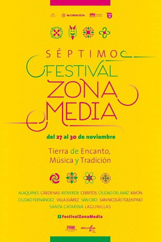 septimo festival de la zona media