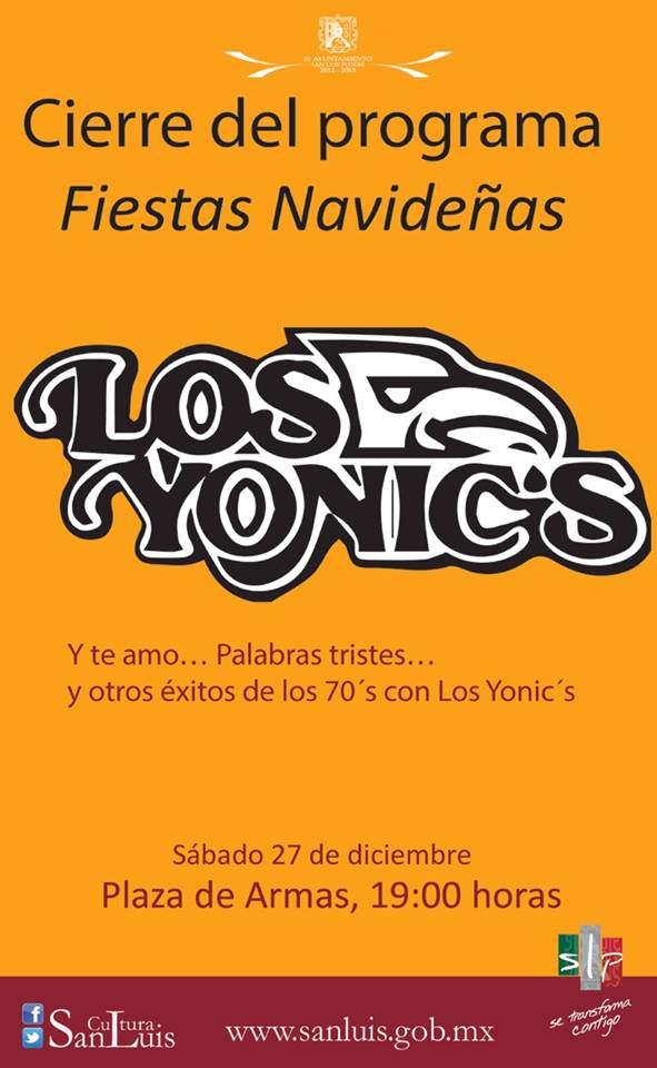 Los Yonic's @ Plaza de Armas | San Luis Potosí | San Luis Potosí | México