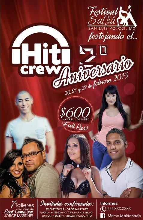 2° Aniversario Hit Crew
