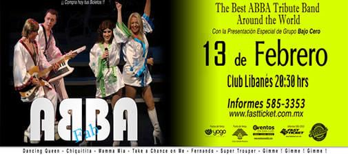 Abba Fab en San Luis Potosí