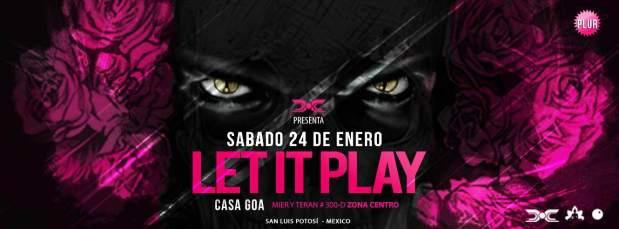 Let it Play @ Casa Goa