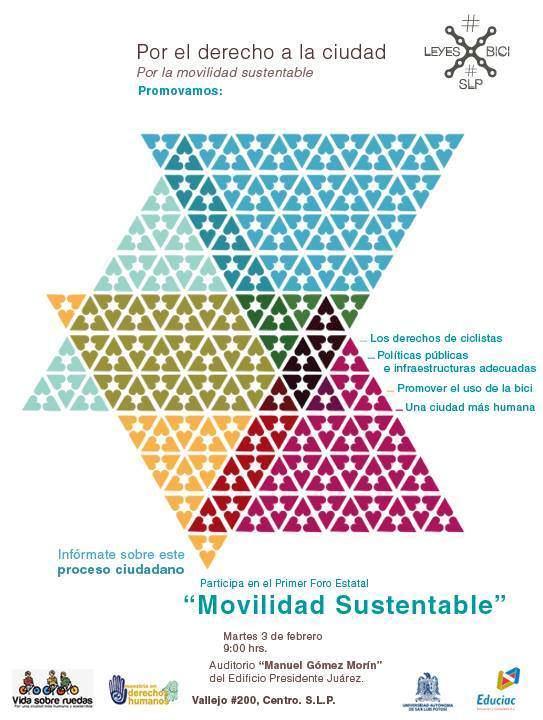 foro movilidad estatal slp