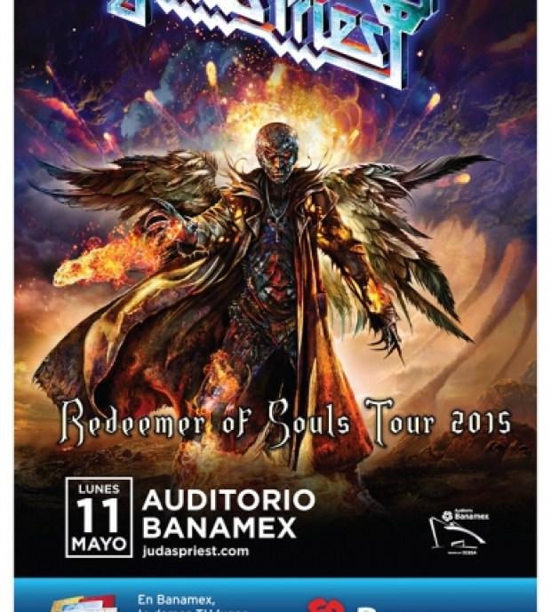 Judas Priest regresa a México