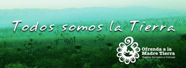 2 Festival Cultural Ofrenda a la madre Tierra