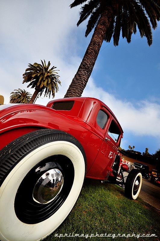 Gala de autos antiguos