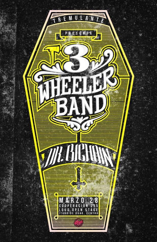 3 wheeler band